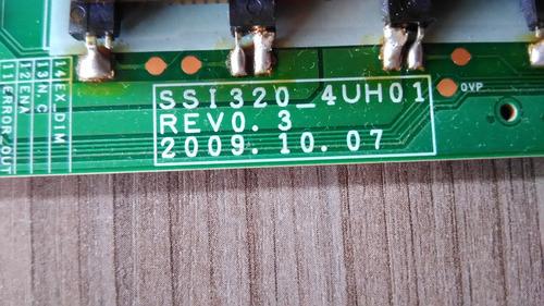 placa inverter tv samsung ln32c530f1mxzd