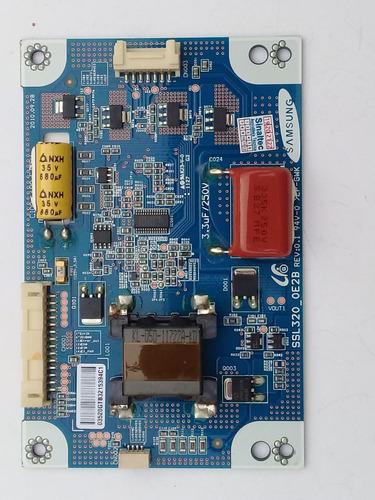 placa inverter tv thoshiba le3250(b)wda