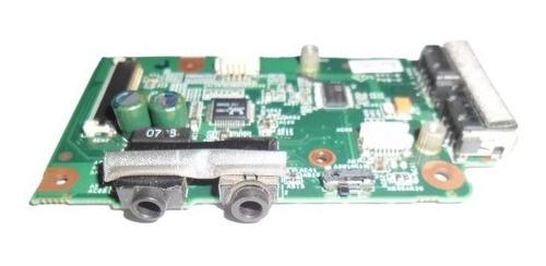 placa jack de sonido y usb para notebook grundig f440s