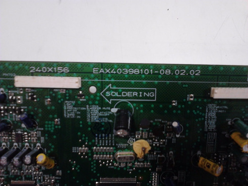 placa lateral som lg mct703
