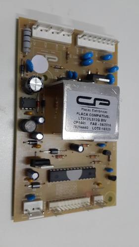 placa lavadora electrolux lts12,ls12q bivolt-cp1441 compativ
