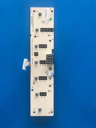placa lavarropas electrolux fuzzy wash con display original