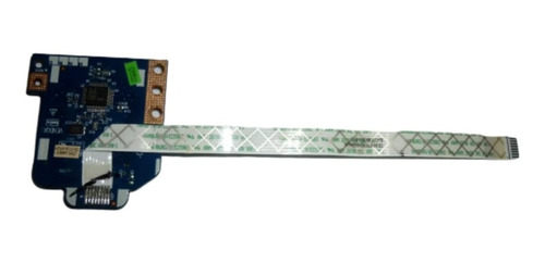 placa lector sd notebook acer 5251 5551 gateway nv53