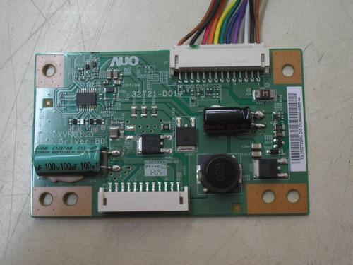 placa led driver aoc le32w156