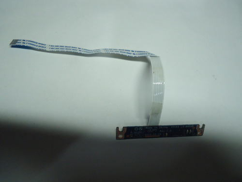 placa led ls-8952p notebook lenovo s400 touch