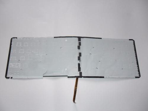 placa led  teclado 15.6 pol.ultrabook acer m5-581t original