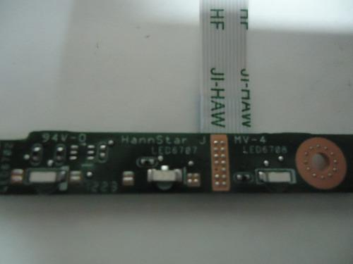 placa led x401u-m3-led board notebook asus x401u