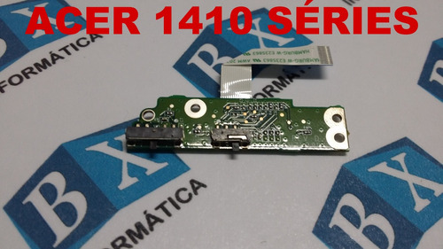 placa leds acer aspire 1410 as1410 da0zh7yb8d0