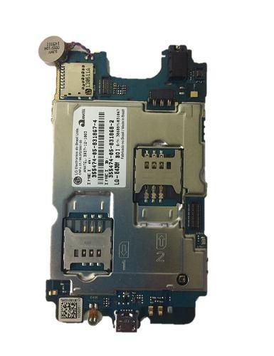 placa lg e435f placa principal do aparelho. envio td.brasil