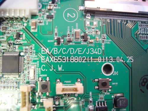 placa lg ebt62863001 55ea8800 eax65318802(1.0) nova!!!
