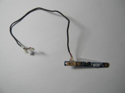 placa liga wifi sony vaio model 3g5l p/n dd0gd2th700 cód 767