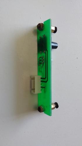 placa liga/desliga skate elétrico