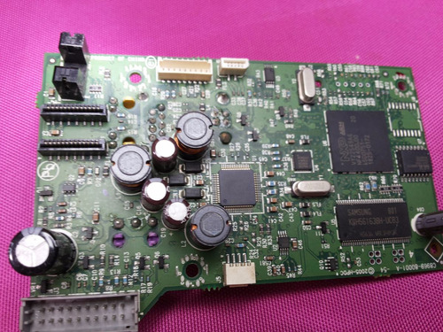 placa lógica deskjet 6980 - c8969-60155  c8969-60003a