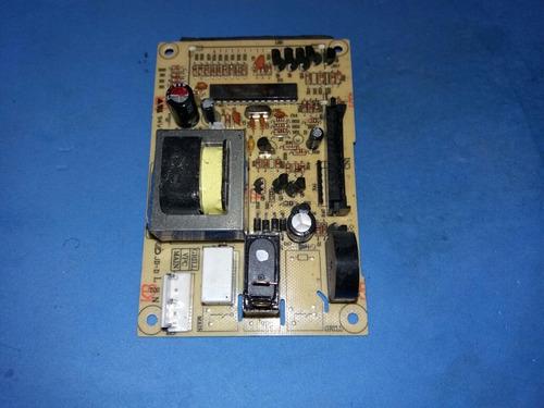 placa lógica  do microondas consul facilite master
