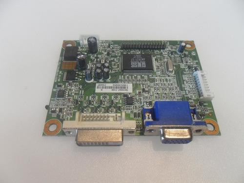 placa logica  do monitor lenovo 9417 hc2