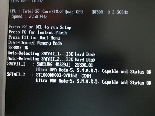 placa logica hd 320 gb hm321ji/sra - cod. a80
