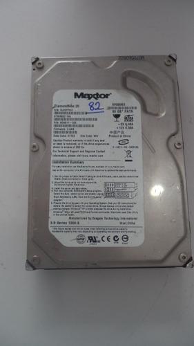 placa logica hd 82- maxtor mod. diamondmax 20 80gb  cx50