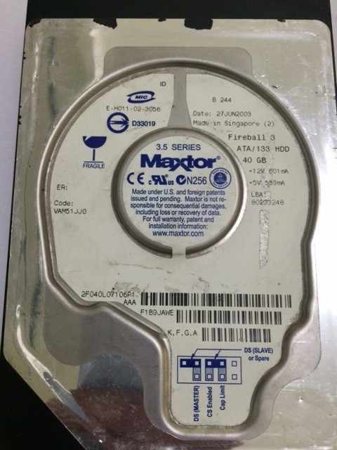 MAXTOR ATA133 DOWNLOAD DRIVER