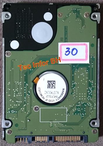 placa lógica hd samsung 320gb - hm320ll (notebook) - cód. 30
