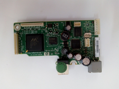 placa lógica hp photo smart c4480