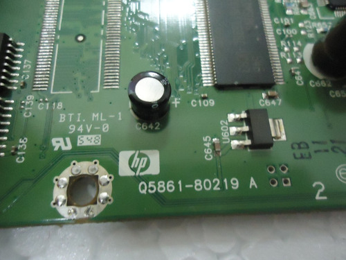 placa lógica hp photosmarth 3310