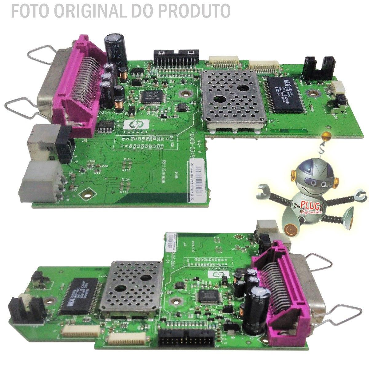 placa l gica impressora hp deskjet 5650 r 14 99 em mercado livre rh produto mercadolivre com br