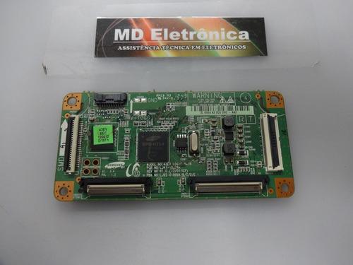 placa lógica lj41-10234a lj92-01899a - pl43e400u1g