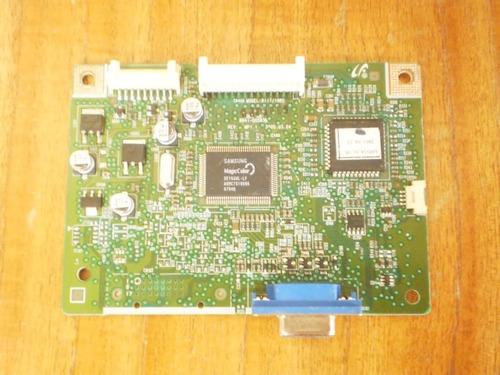placa lógica ls15 samsung pn: bn41-00583b