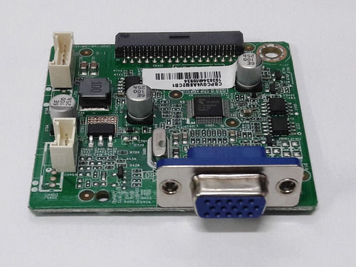 placa logica monitor aoc e970swnl cód 715g6851-m01-br1-004c