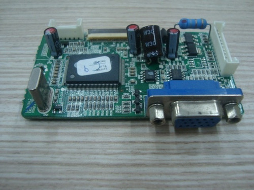 placa logica monitor lg l177ws