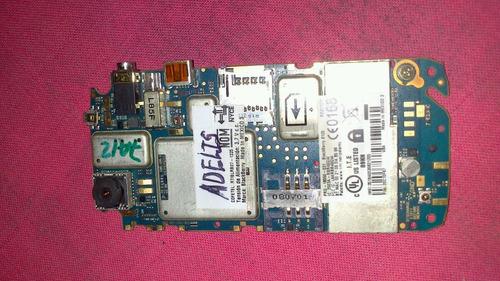 placa logica para blackberry 8120 con detalle