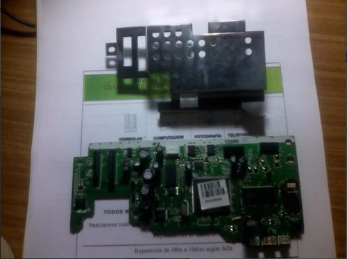 placa logica para impresora epson tx-115 - tx 105