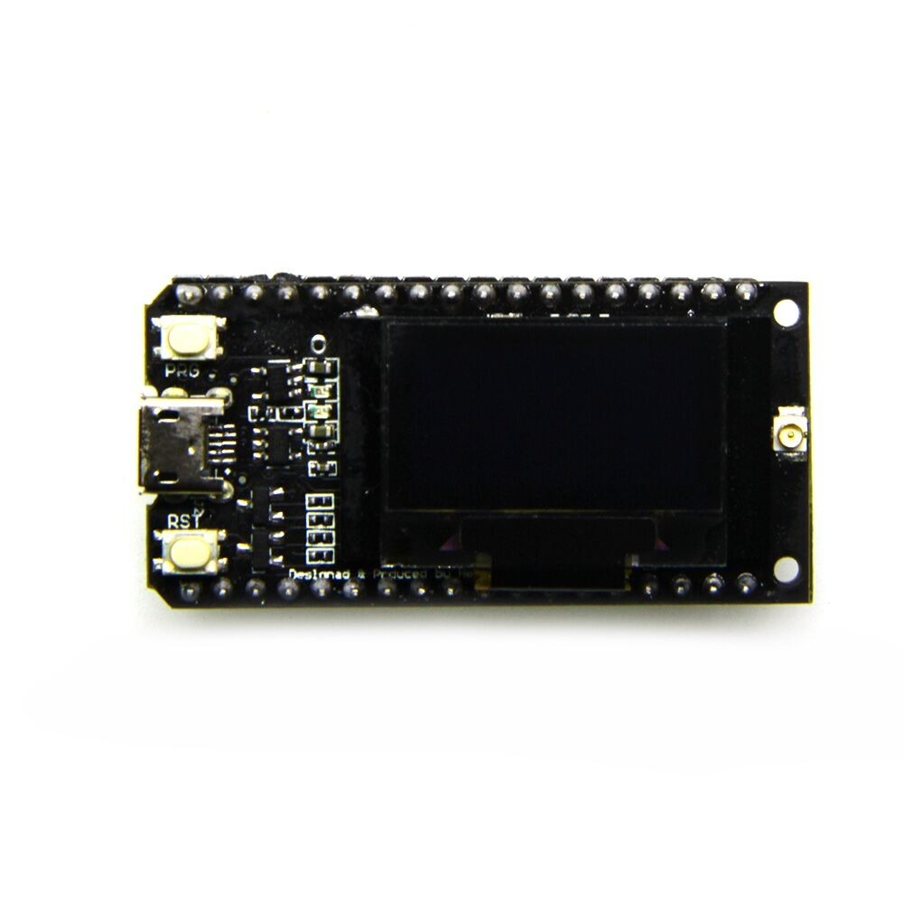 Placa Lora Esp32 Display Oled Wifi 868/915mhz Iot Ttgo V1 0