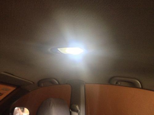 placa luces led 36leds