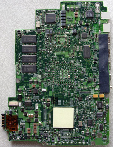 placa madre - logic board original apple ibook g3 500mhz