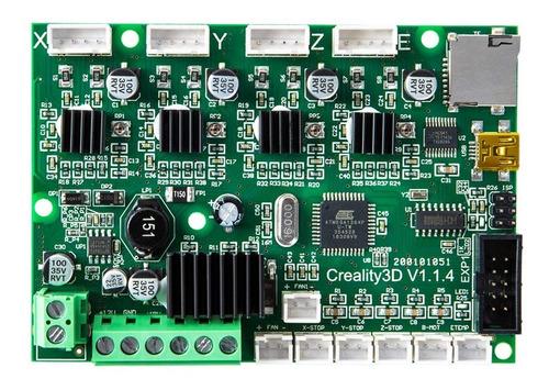 placa madre mainboard ender 3 ender3 pro v1.1.4