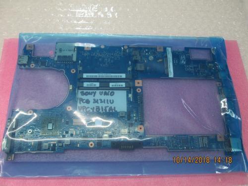 placa madre netbook sony vaio pcg-31311u  vpcyb15al