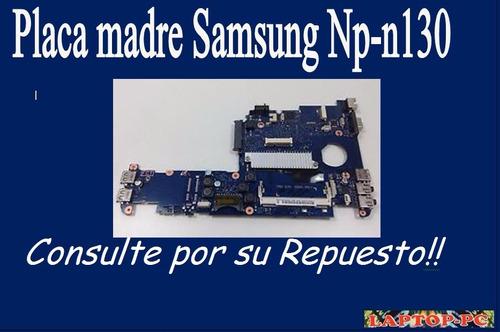 placa madre samsung np-n130