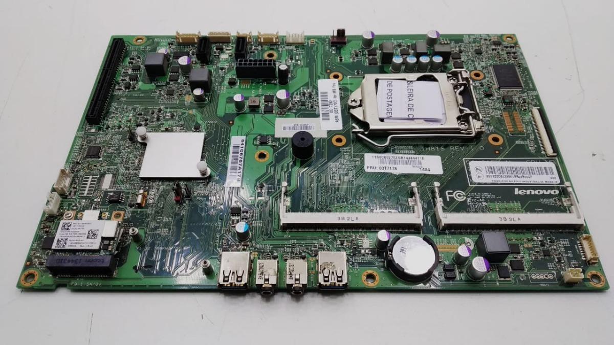 Placa Mae All In One Lenovo Thinkcentre E73z Socket 1150