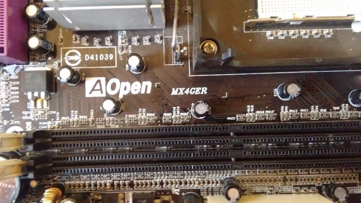 Aopen MX4GER Mac