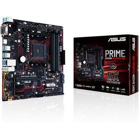 Placa-mãe Asus Am4 Prime B450m-gaming/br 4 X Ddr4 Matx