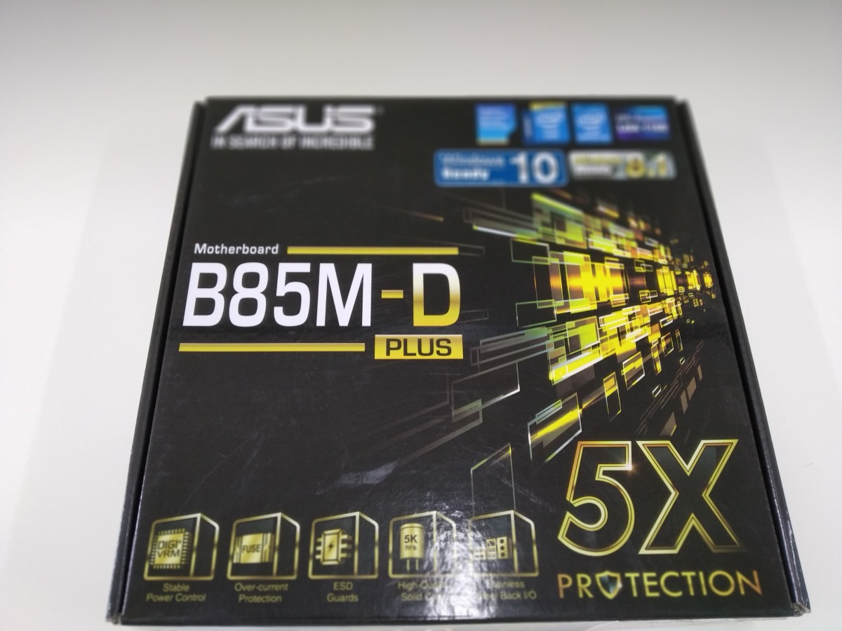 ASUS B85M-D PLUS DRIVER DOWNLOAD