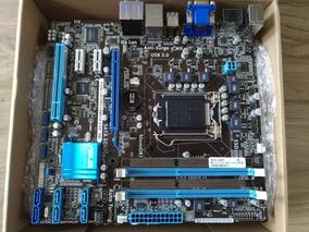 Asus 1155 P8h61 Pro - Informática no Mercado Livre Brasil