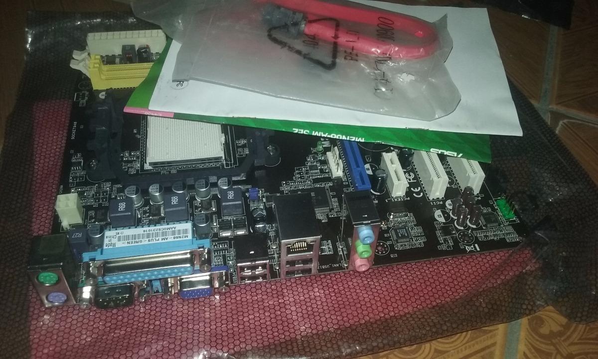 Asus M2N68-AM PLUS NVIDIA nForce Chipset Driver