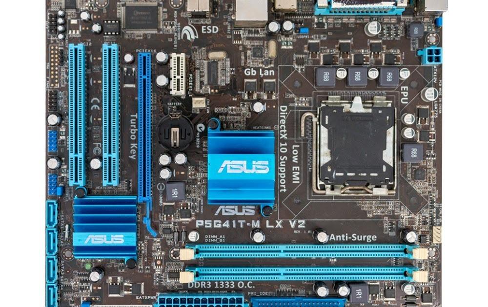 Asus P5G41-M LE PC ProbeII Drivers