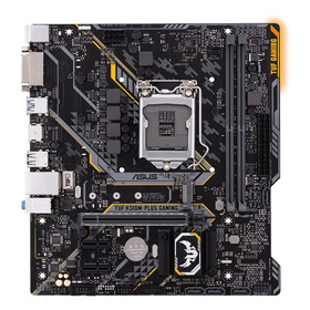 Placa Mãe Asus Tuf H310m-plus Gaming/br 8ª, 9ª Geração