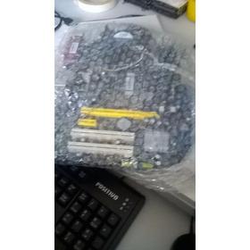 Placa Mãe Foxcom  45gmx Ddr2 Com Processador 775