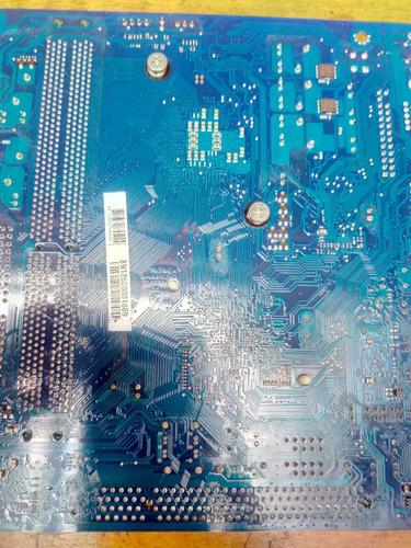 placa mae gigabyte ga-c847n c/ defeito - leia descrição