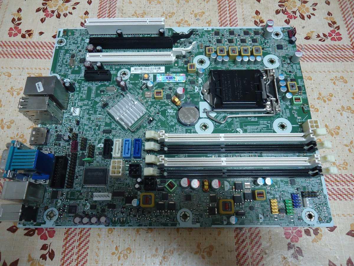 Placa Mae Micro Hp Compaq Elite 8200 Lga 1155 2ª Geração