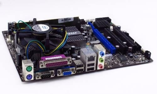 placa mae msi g41m-s01 ms-7592 ver 5.2 ddr3 + core2duo